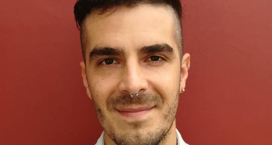 Producer/Musician/Engineer - Santiago Reos