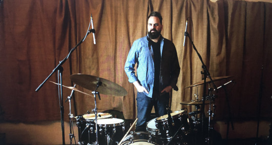 Session Drummer  - GRAHAM HOPKINS