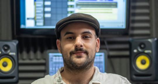 mixing&mastering, sound design - Quirama