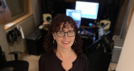 Sound Engineer/Producer - Michelle Barry
