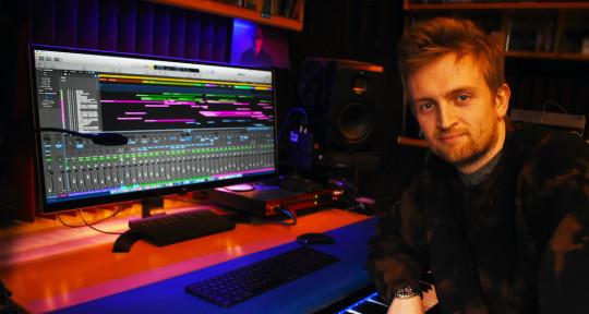 Producer, mixer, performer - Will Jackson