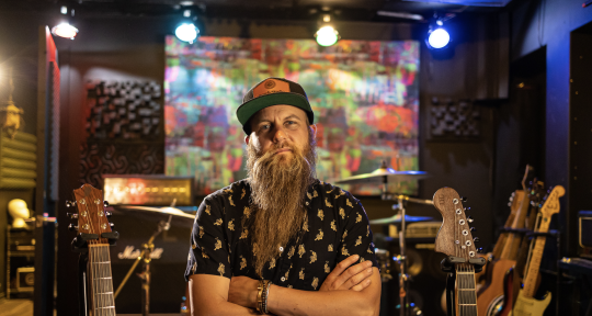 Music Producer, Sesson Drummer - Aaron Burch