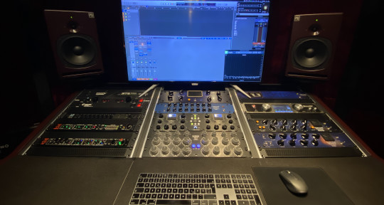 Mastering Engineer - Lex Barkey