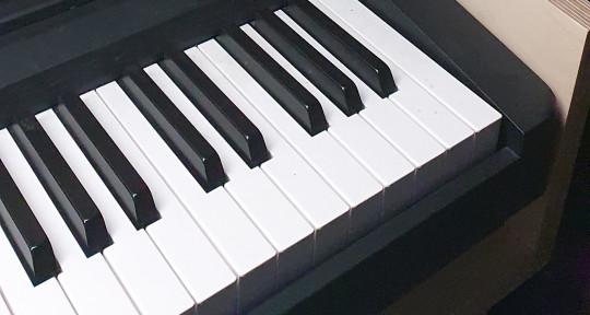 Music Producer, Pianist - Pug Li Music