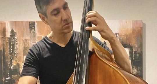 Session Bassist - Brian J Wright