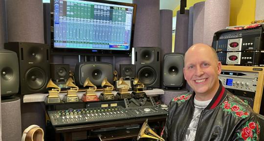 7x Grammy WIN Mixing Engineer - Vibberts Mixing