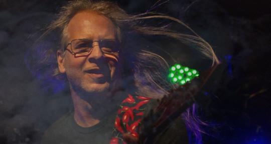 Session Guitarist  - Robert Bussey
