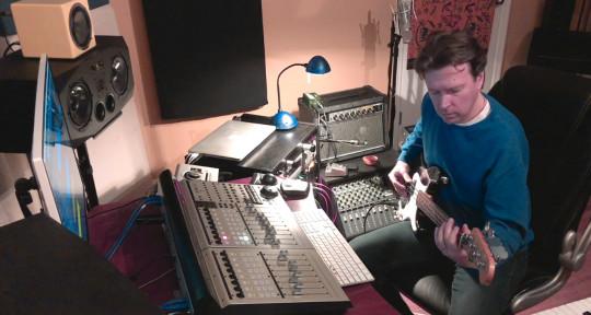 Producer/Composer/Mix Engineer - Yuri Zwadiuk
