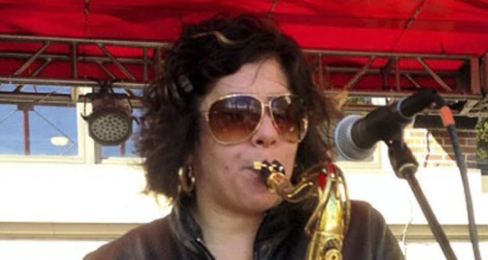 Session flute, sax - Lise Gilly