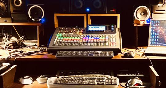 Mixing Mastering Editing - Les Lingle Productions