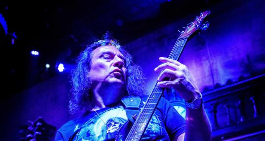 Guitarist | Artist | Composer - Byron Nemeth