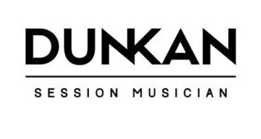 Session bass (Guitar & Synth) - Dunkan Robertson