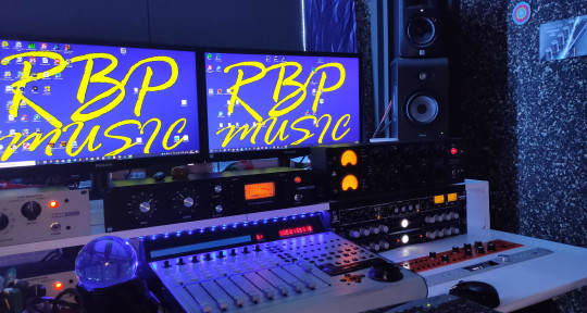 Production, Mixing, Mastering - RBPmusic