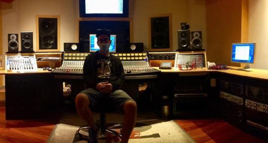 Pop, Rock Producer & Musician - Panda Sas