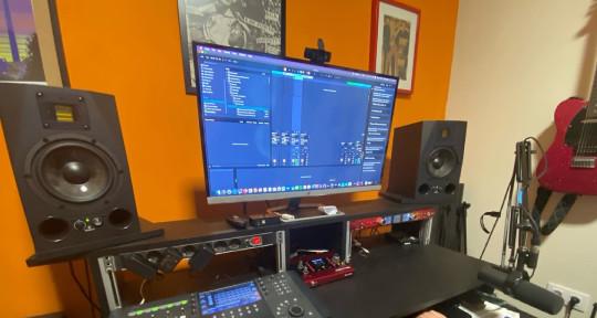 Recording, Mixing, Mastering - Curiosibot Studios