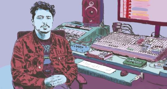Music Producer/Mix & master - Juan Esteban Herrera