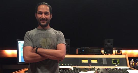 Platinum Mixing Engineer - Aaron Renner
