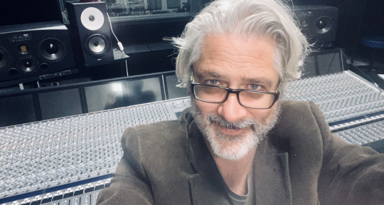 Producer, Songwriter, Composer - Dr Ross Mac