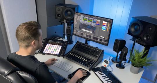 Electronic Music Producer  - Steve Haines (Iris Audio)
