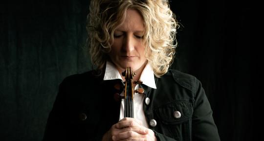 Fiddle and mandolin tracks - Deanie Richardson