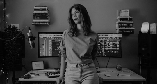 Songwriter Producer Musician - Jess Sharman