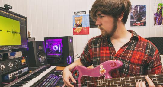 Session Bassist - Theo Prior