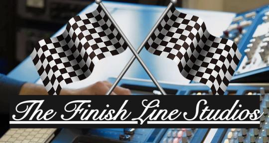 Recording Studio + - The Finish Line Studios
