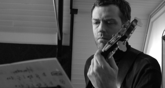 Session bassist - Ben Reed