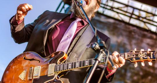 Recording, Mixing, Guitar - Stephen Boullion
