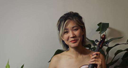 Session Violinist - Jen