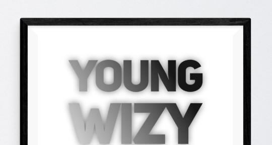 Music producer artist  - Young Wizy