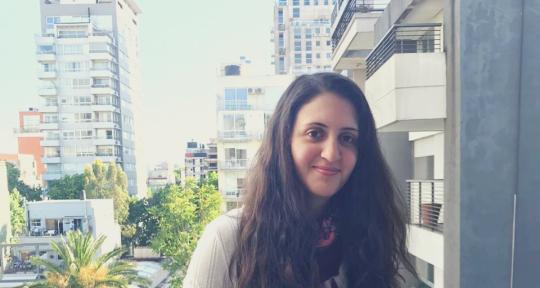 Composer | Film scoring  - Nela Ruiz