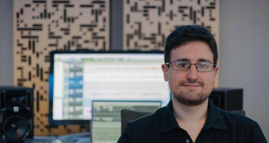 Mixing, Mastering - Juan Luis Sandoval