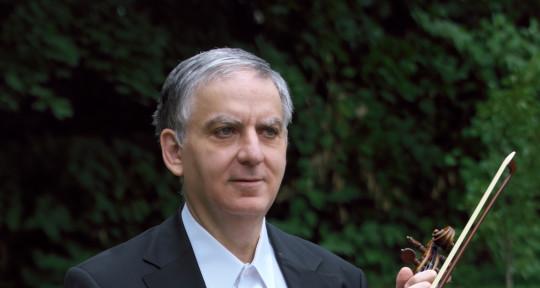 Composer, violinist  - Gregory Ayriyan