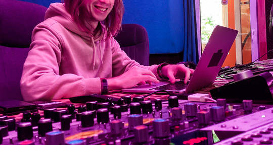 Music Producer, Rem. Mix&Mast. - Boris Melnikov