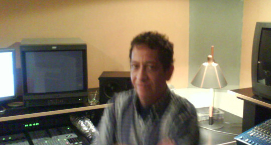 post production of audio - charlie pulido
