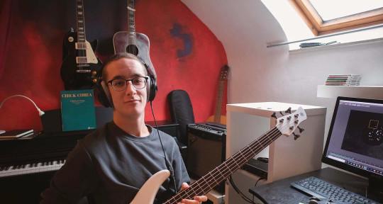 Music Producer and Bassist - Noah Bugalski