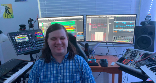 Mixing and Mastering Engineer - Andrew Clark