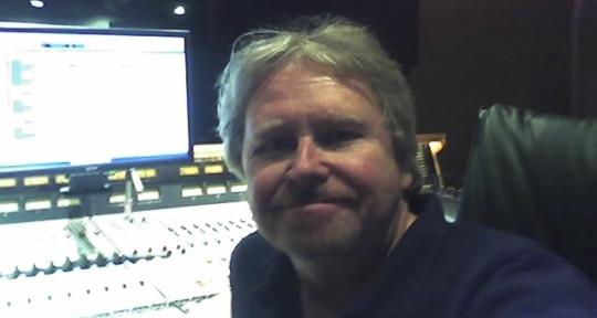 Supervising Sound Editor  - James Barth