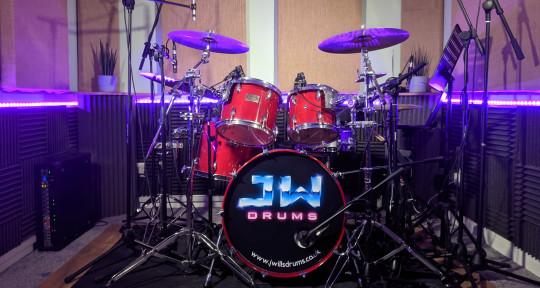 Drum kit/Percussion recording - Jonathan Wills - jwillsdrums
