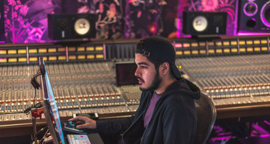 Tracking/Mixing Engineer - Danny Does Music