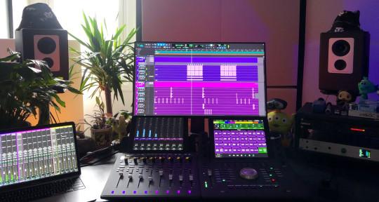 Mixing & Mastering - True Vision Music