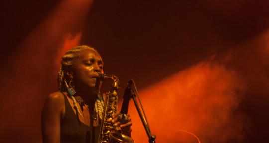 Session Alto Saxophone/Flute - Monica Avila