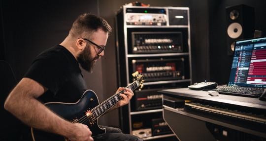 Session Guitarist - Giacomo Pasquali