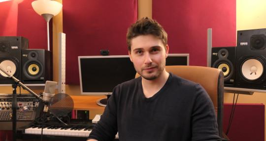 Acoustic Mixing Engineer - Jesse Joy