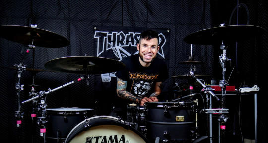 Rock / Punk /Indie drummer - Gideon Berger