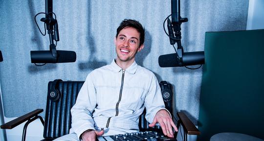 Podcast & VO Recording Studio - Paddington Works Production
