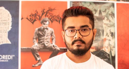Music Producer, Mix Engineer - Mukut Nath