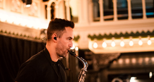 Saxophonist & Music Producer - Jesse Molloy