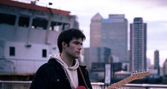 Session Guitarist - Sam McDonald